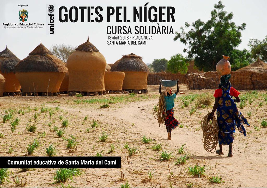 Cursa solidària Gotes per Níger