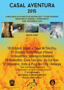CasalAventura: volta al Puig de l'Ofre i Biniaraix