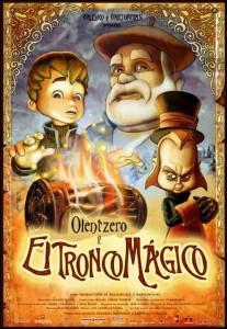 Cinema infantil: El tronco màgico @ Ses Cases des Mestres