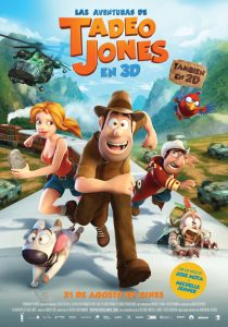 [Cinema infantil] Tadeo Jones I @ Ses Cases des Mestres