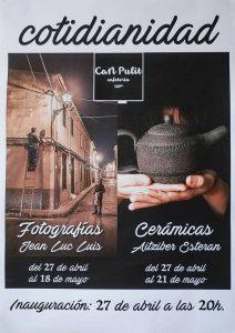 [Exposició] Quotidianitat @ Cafetera Can Pulit