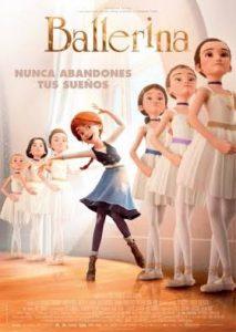 [Cinema infantil] Ballerina @ Ses Cases des Mestres