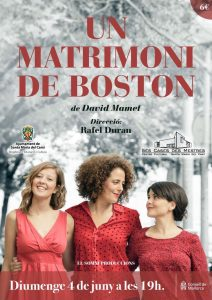 [Teatre] Matrimoni de Boston @ Ses Cases des Mestres