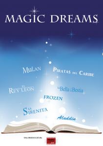 Magic Dreams  @ Ses Cases des Mestres